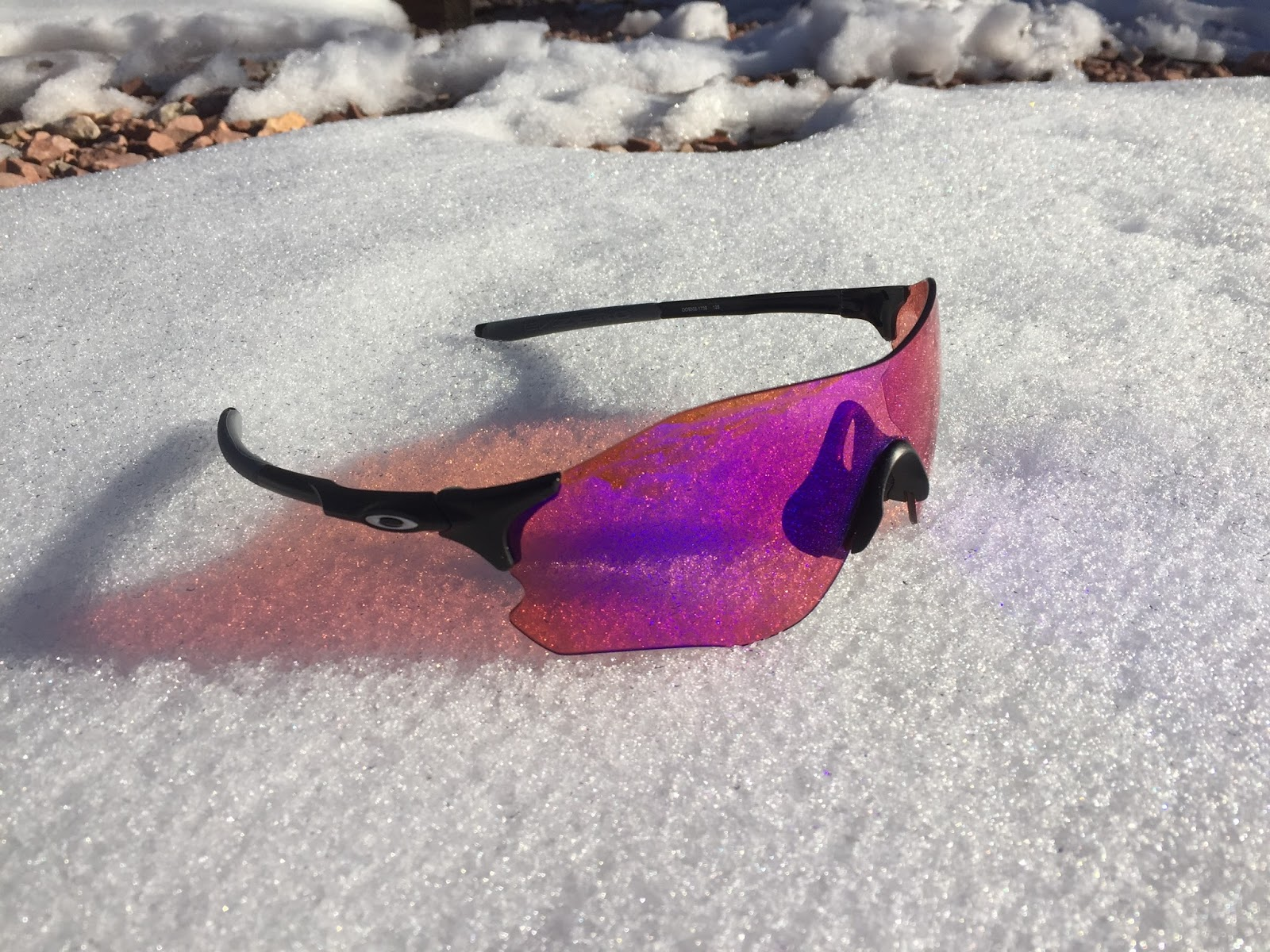 Road Trail Run Oakley Evzero Path Prizm Trail And Prizm