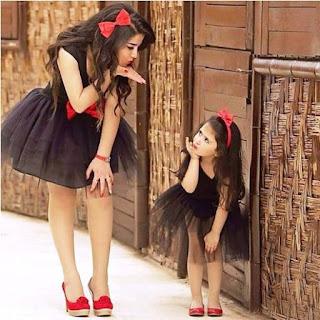 Gambar Sepatu Couple Ibu dan Anak 200026