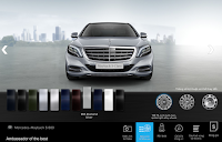 Mercedes Maybach S600 2015 màu Bạc Diamond 988