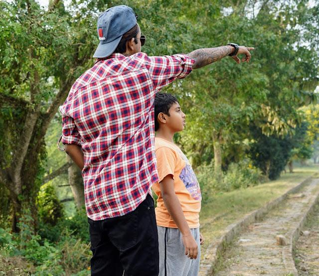 Sourajit Saha With Rick 2