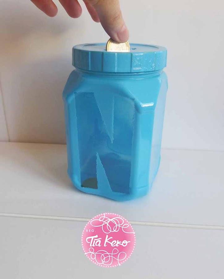 Tía Keko y manualidades de reciclaje