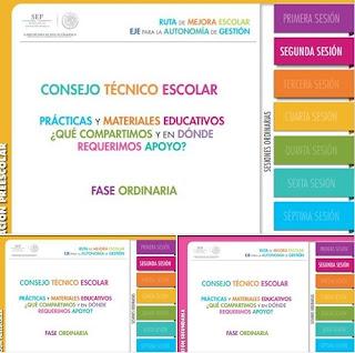 CTE - Segunda Sesión - Consejo Técnico Escolar