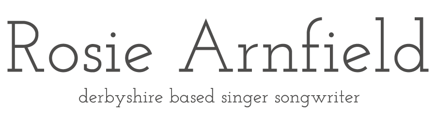 Rosie Arnfield - Singer/Songwriter