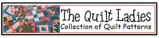 logo for the quilt ladies shop