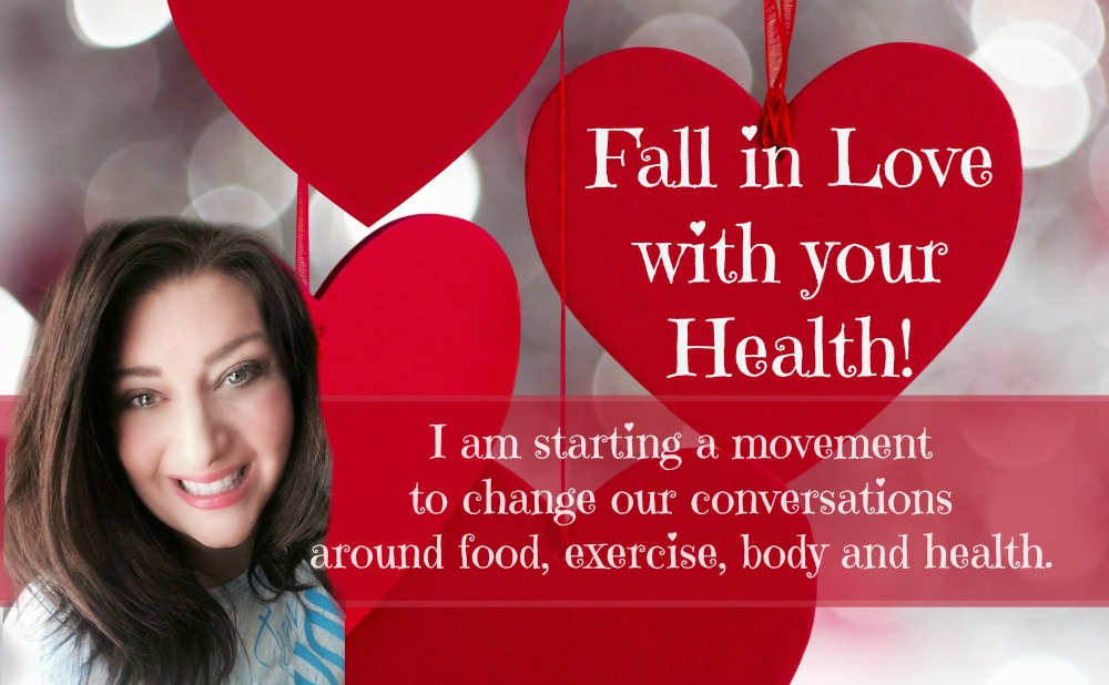 sara stakeley: fall in love with your health