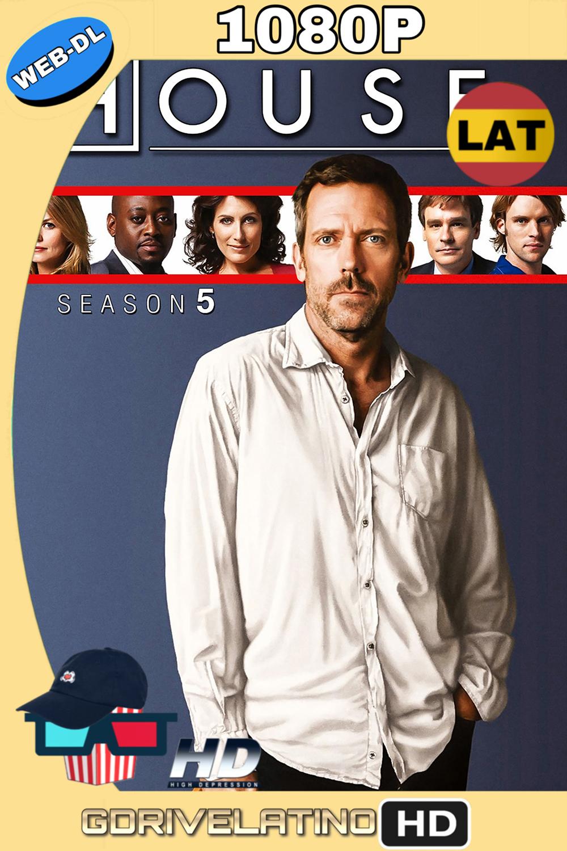 Dr. House Temporada 5 (2008) (24/24) WEB-DL 1080p (Latino-Inglés) MKV