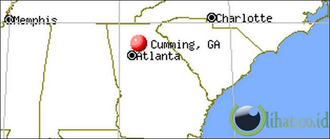 Cumming, Georgia