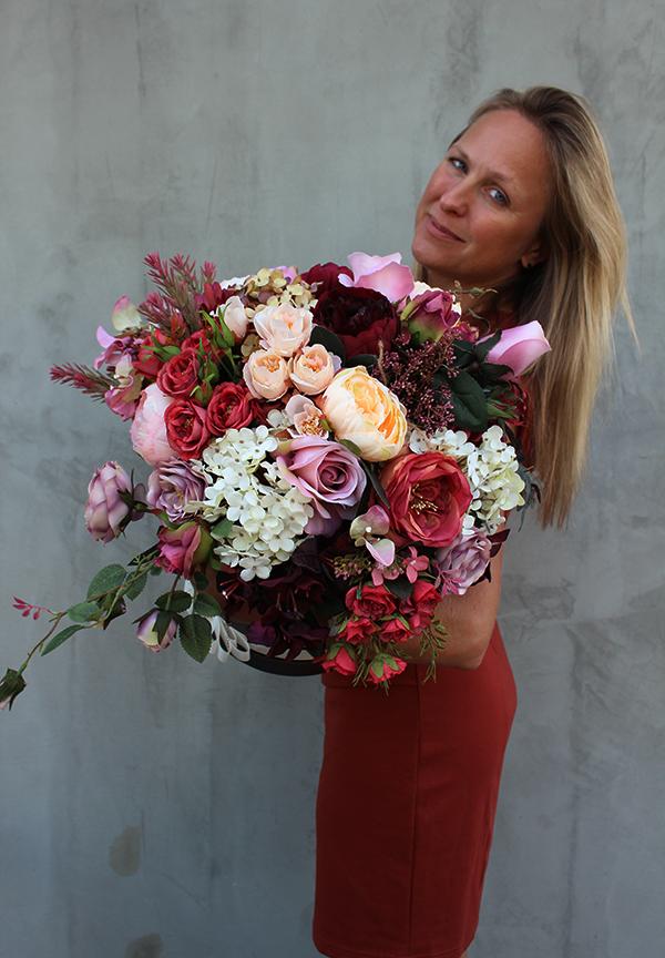Sierpniowe kwiaty od tenDOM