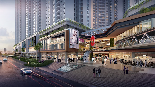 R&F Shopping Mall by R&F Princess Cove, Johor