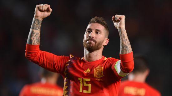 UEFA Nations League Sergio Ramos Vs Croatia