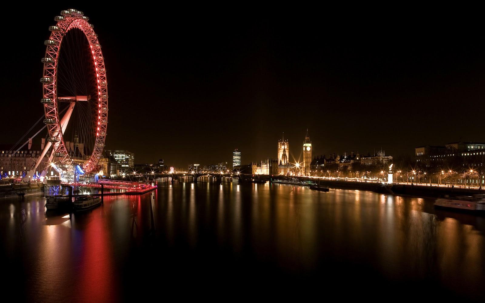 10 London Eye Facts