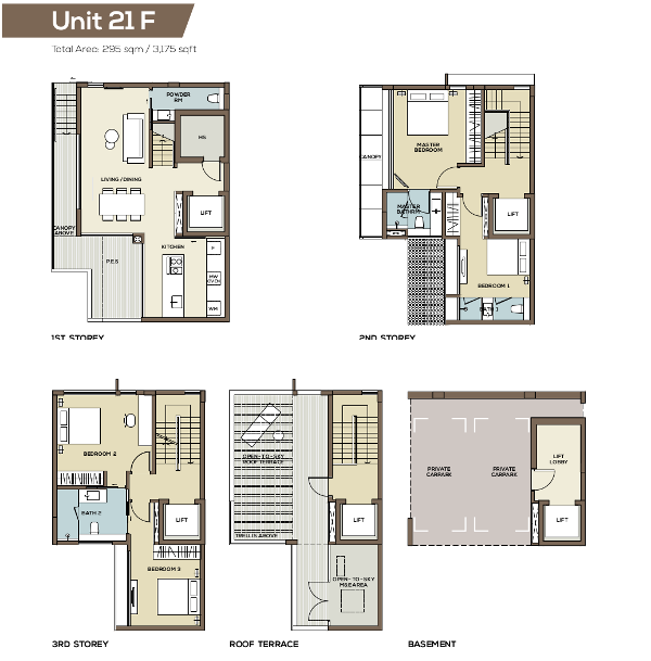 Place 8 Floor Plan