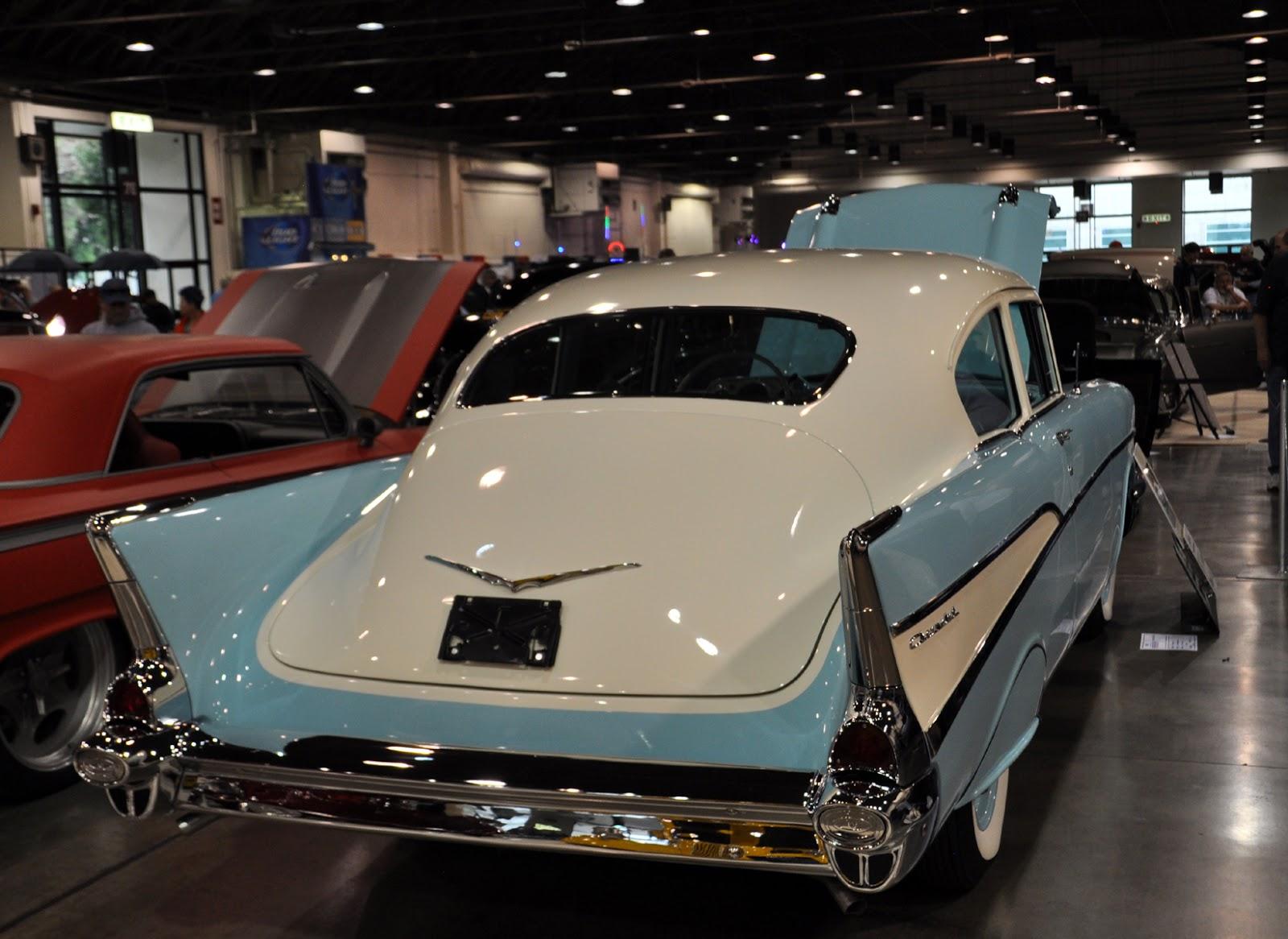 Just A Car Guy John Poole S 1957 Chevy 210 Fleetline A