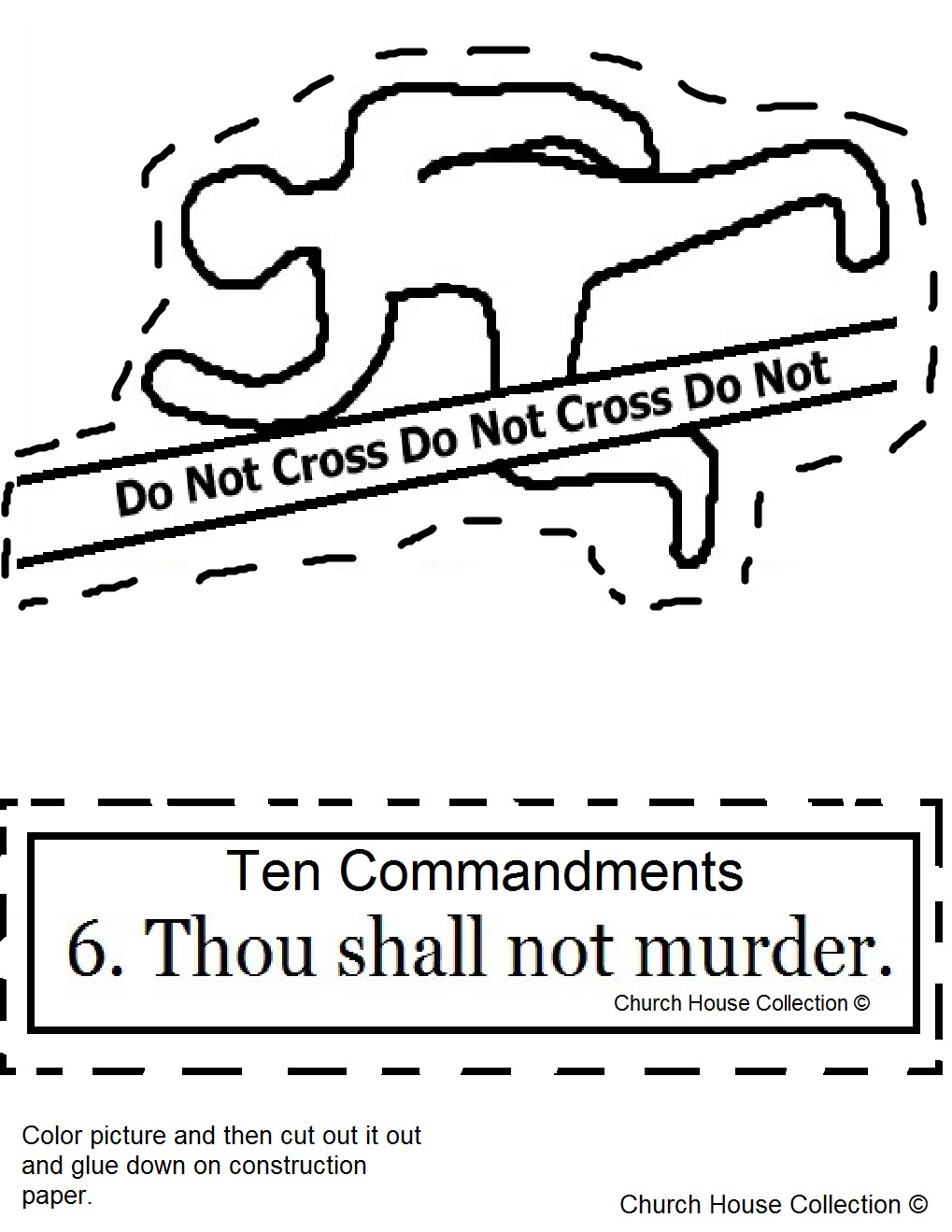 church house collection blog ten commandments