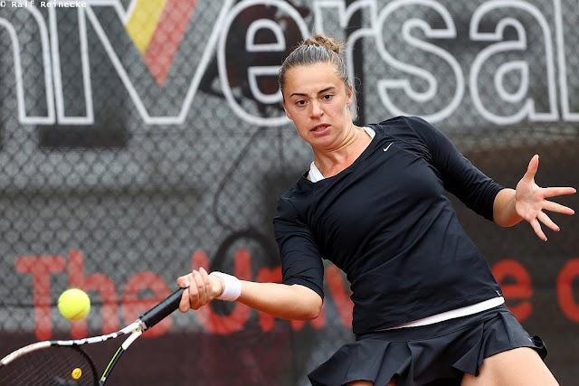Gjorcheska jumps again on WTA ranking