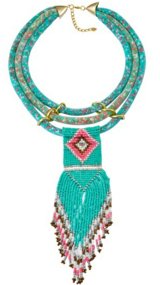 Collar wish Collar etnico