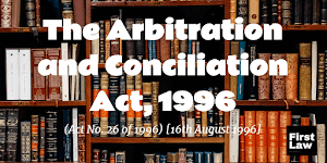 Arbitrator shall not Disregard the Law in the Name of Equity : High Court