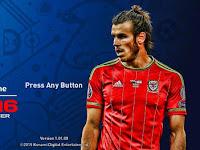 Euro 2016 Graphic Menu untuk PES 2016