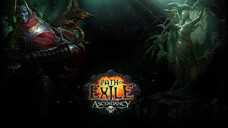 Path of Exile Ascendancy Background