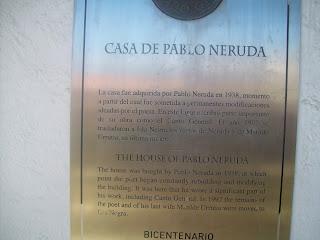 Tours Pablo Neruda, Pablo Neruda Chile, Excursión Pablo Neruda