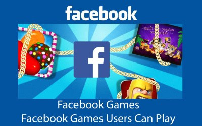 Top Facebook Games – List Of Facebook Games Users Can Play | Get Top Facebook Games