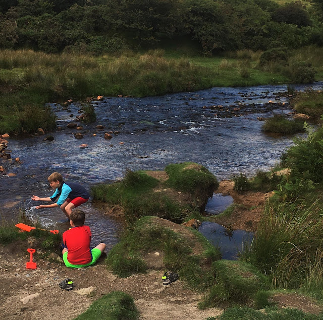 family-day-out-staycation-Cadover-Bridge-Dartmoor