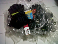 HOLIC FIREFIGHTER GLOVES - KARLA 8013 TYPE