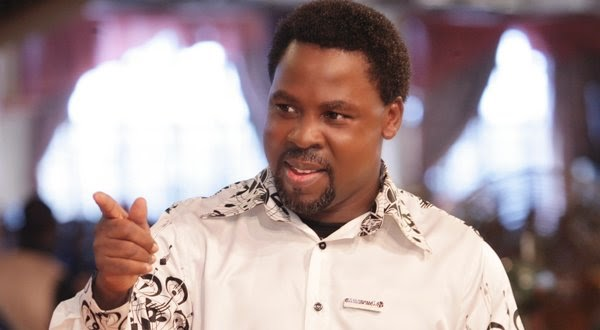 TB JOSHUA INSISTS – CLINTON WON THE ELECTION, REVEALS SHOCKING DETAILS ABOUT THE PROPHECY