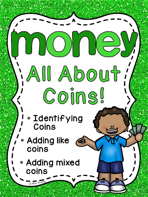 Miss Giraffe\'s Class: Teaching Money