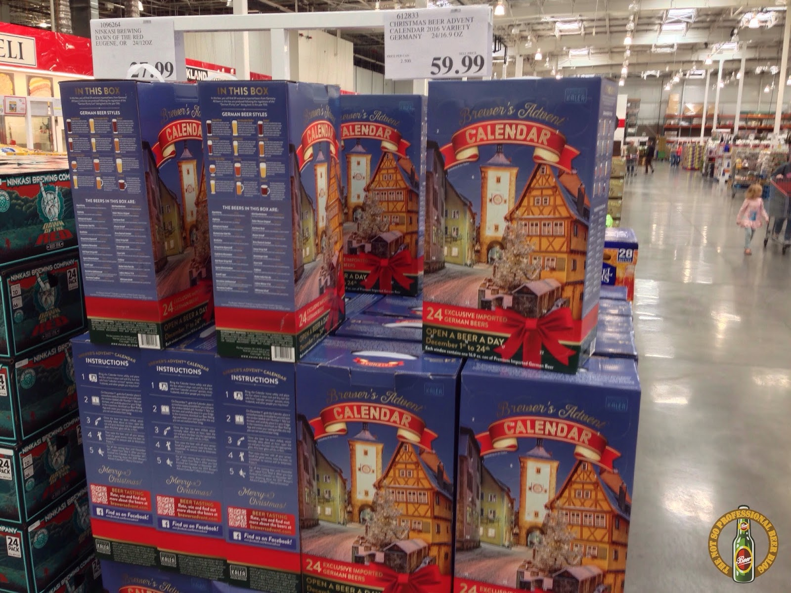 costco advent calendar