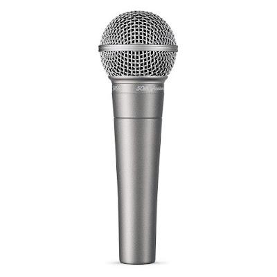 Microphone Shure SM58-50A chất lượng, giá tốt nhất