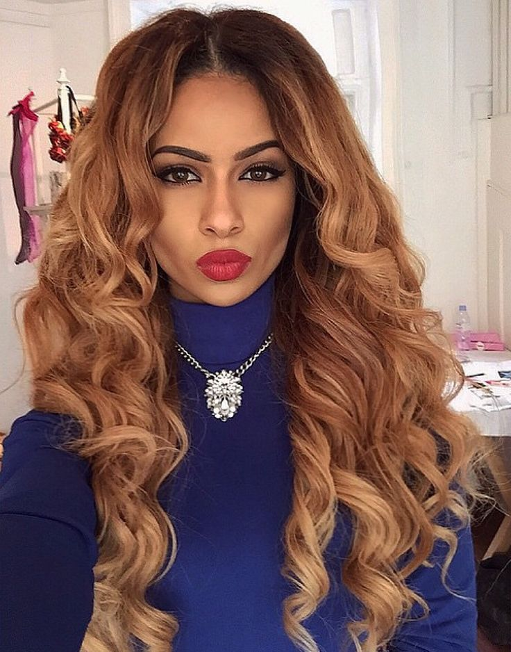 Surprising 8 Simple But Beautiful Weave Hairstyles For Black Women Hairstylo Hairstyle Inspiration Daily Dogsangcom