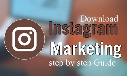 Instagram Marketing Step By Step Guide Free Download