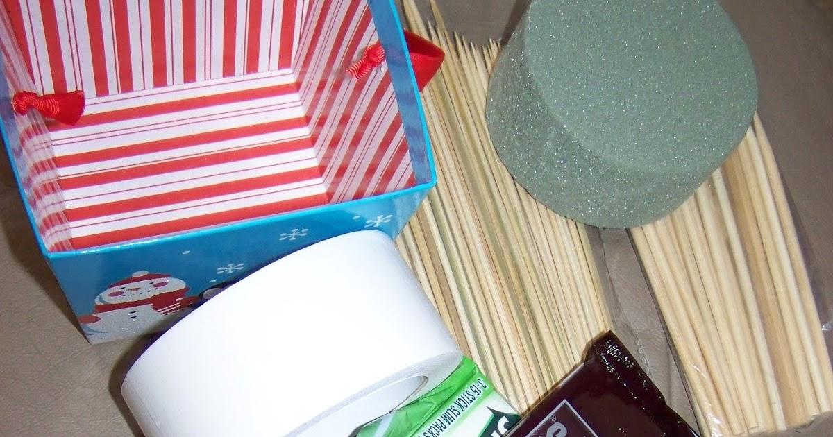 Gas Card: Gas Card Gift Basket
