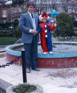 Θωμάς Μπλιάτκας του Στέργιου, Απόκριες 1989