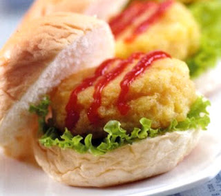 Mini Cheese burgers recipe