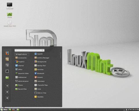 5 OS Linux Terpopuler Linux Mint