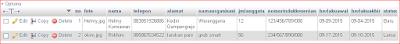 Export Tabel MySql ke Excel dengan PHP
