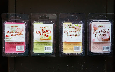 Sonoma Scented Wax Melts from Kohl's – Spring 2017