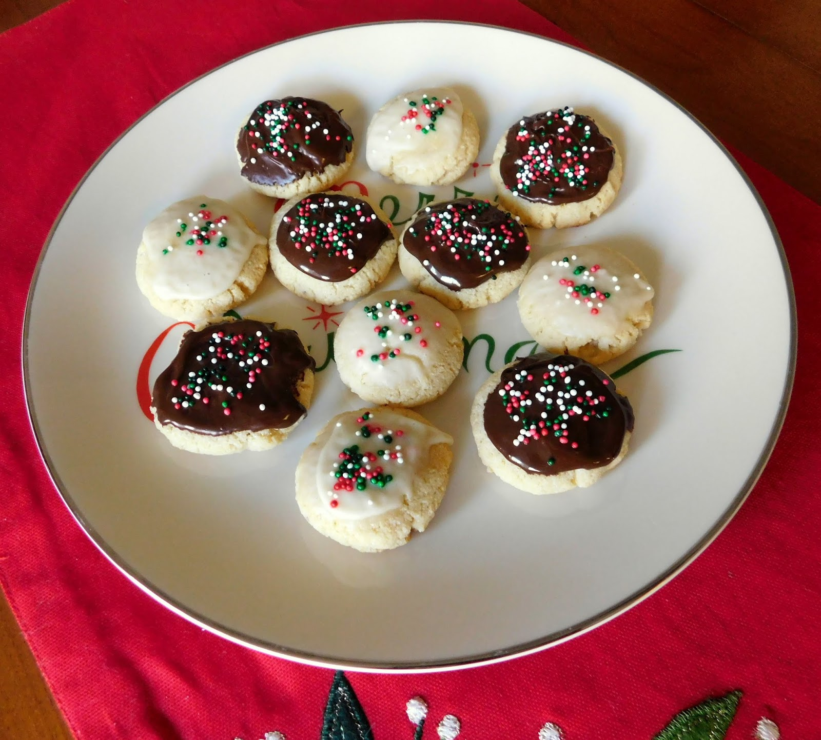 Theworldaccordingtoeggface Sugar Free Christmas Cookies
