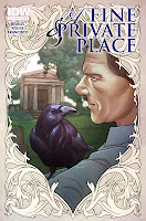 A Fine and Private Place #1  by Peter Gillis, Eduardo Francisco, Priscilla Tramontano, Shawn Lee Original story by Peter S. Beagle