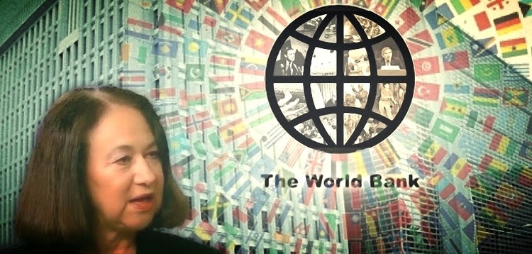 Former World Bank Council Member Exposes that Aliens Controls Money and Religion