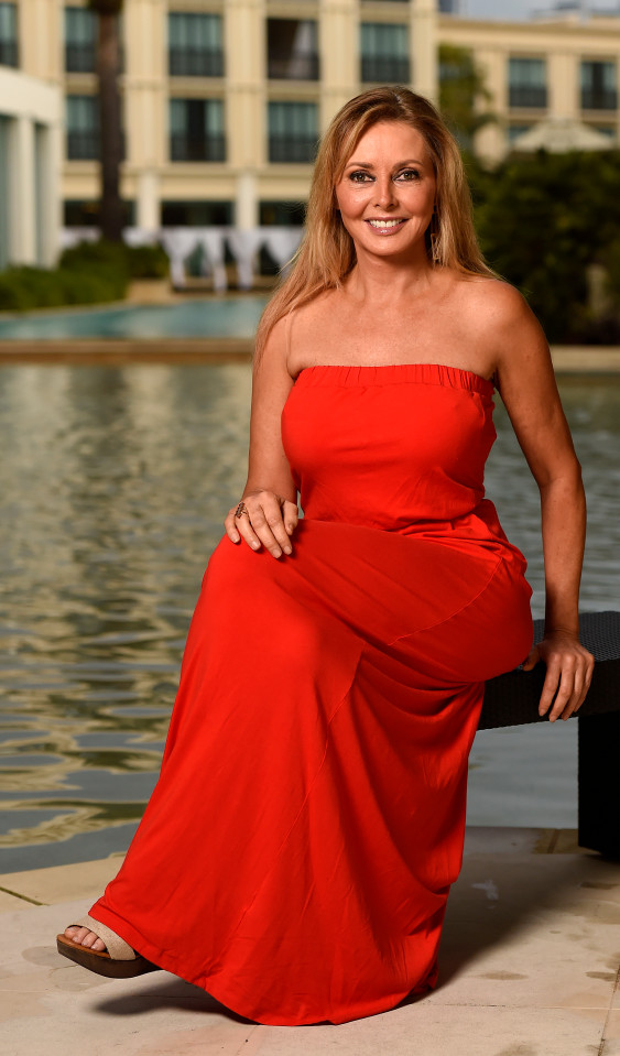 carol vorderman - photo #2