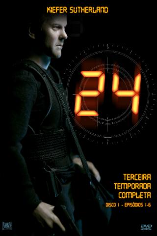 24 [Temporada 3] [2003] [DVDR] [NTSC] [Latino]