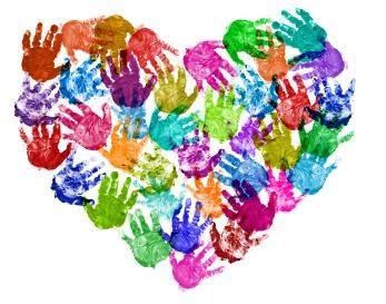 Dica de atividade perfeita para painéis ou para trabalhar em cartões artesanais para o Dia das Mães ou para estampar camisetas.