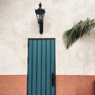 santa barbara door