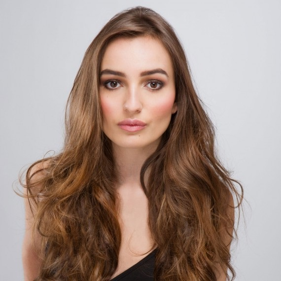 2013 brunette hairstyles hairstyle