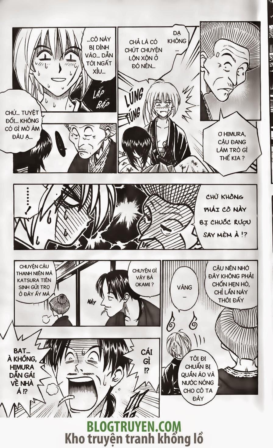 Rurouni Kenshin chap 168 trang 9