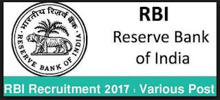 RBI 623 Assistants Recruitment 2017