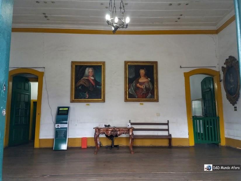 Casa da Câmara e Antiga Cadeia - Roteiro 1 dia em Mariana